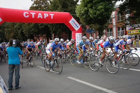 Sotchi veut réaliser un projet ambitieux: «Tour de Russie», une version plus courte du célèbre Tour de France. Crédit photo: Photoxpress