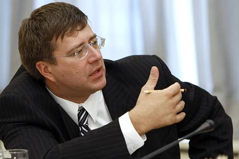 Le ministre de la justice rassure le monde des affaires. Crédit photo: Aleksei Nikolski/RIA Novosti