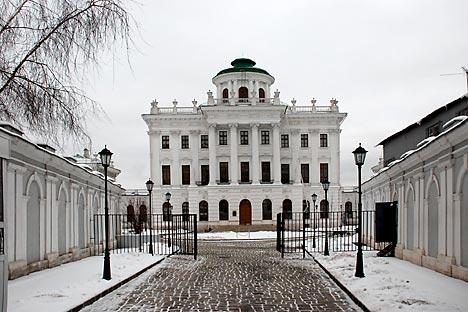 Aujourd'hui la maison Pachkov est un dépôt des collections de livres rares. Crédit photo: Lori/LegionMedia