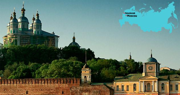 La cathédrale de l'Assomption commémore la résistance héroïque de la ville aux Polonais. Crédit photo: Lori / Legion Media
