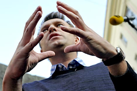 Alexeï Navalny (Crédit photo: Kommersant Photo)