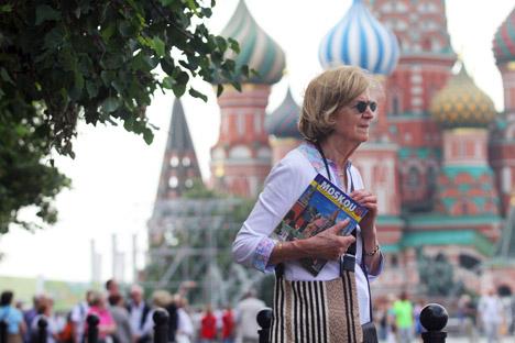 Selon les opérateurs touristiques, peu de gens choisissent de se rendre seuls à Moscou, la majorité préférant réserver des voyages groupés par peur des trajets compliqués et des autres difficultés. Crédit photo: PhotoXPress