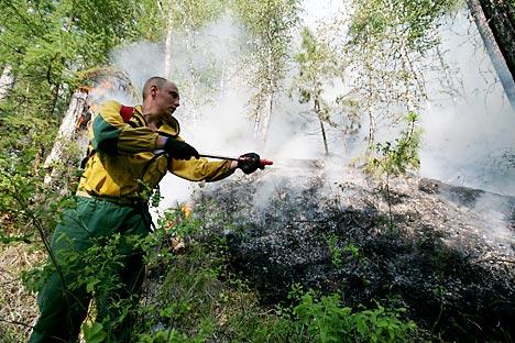 Crédit photo: Alexandre Kriagev / RIA Novosti