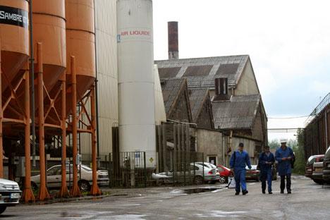 La Russie a porté sa participation dans l'usine françaisa à 75%. Crédit photo: Anna Vassilieva / Kommersant