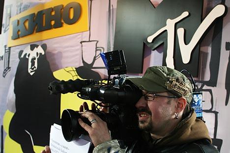 MTV Russie attire de moins en moins le public russe: en 2011, la part d'audience moyenne quotidienne de MTV, selon TNS, a reculé de 0,6 point à 1,6%. Crédit photo: PhotoXPress
