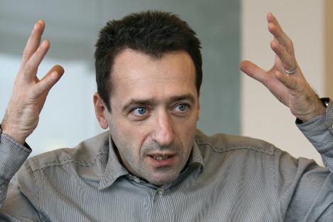 Après l'arrivée de Isossimov à Vimpelcom (opérateurs de réseau russe), la société est devenue un acteur mondial sur le marché des télécommunications. Crédit photo: Kommersant Photo