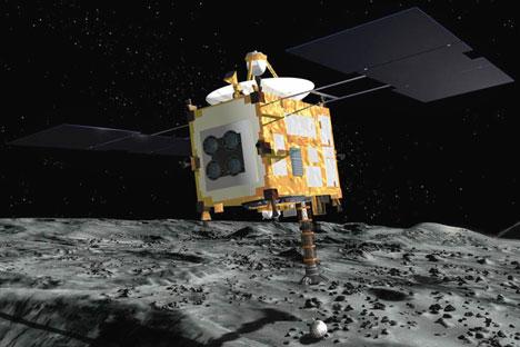 Un astéroïde riche en platine d'un diamètre de 500 mètres peut contenir l'équivalent de tous les platinoïdes extraits depuis le début de l'humanité. Source: nasa.gov