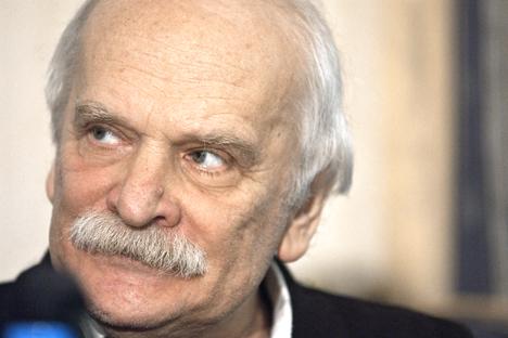 En 2000, Piotr Fomenko a enseigné au Conservatoire de Paris, avant de monter des spectacles à la Comédie Française (2003). Crédit photo: Itar-Tass