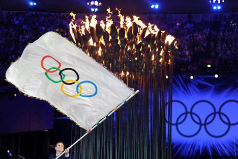 Un nombre considérable de médailles remportées à Londres par la Russie, avec une nette tendance au bronze, ont été le fruit d'une approche généralement comparable à celle de la Chine. Crédit photo: Itar-Tass