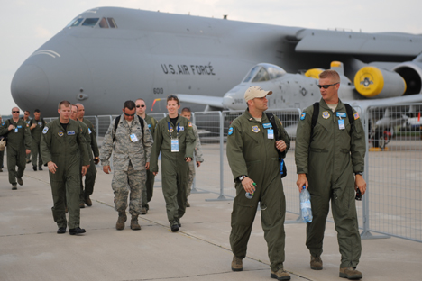 Selon Vladimir Poutine, les soldats de l'OTAN cherchent à instaurer l'ordre en Afghanistan et la Russie doit les aider. Crédit photo: Itar-Tass
