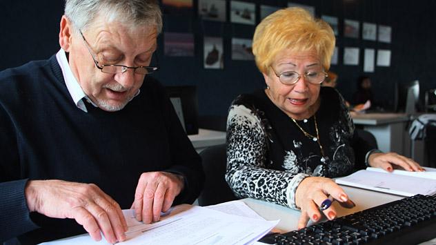 Les scientifiques espèrent que les prévisions vont permettre aux différents pays d'élaborer à l'avance une stratégie sociale, démographique et une politique des retraites optimales. Crédit photo: Igor Zarembo/ RIANovosti