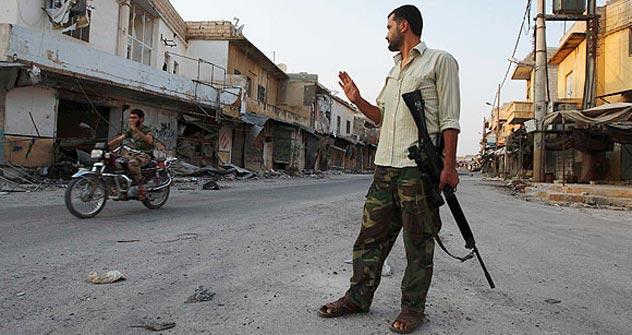 La majorité des Ossètes présents sur le sol syrien a perdu leur travail et ne gagne plus d'argent en raison de la situation critique du pays. Crédit photo: Reuters/Vostock Photo