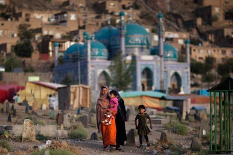 L'histoire de ces dernières années n'a rien apporté de nouveau dans la vie des Afghans. Ils sont entrés dans le XXIe siècle avec les mêmes divisions tribales, ethniques et religieuses ainsi qu'avec un gouvernement central faible. Crédit photo: AP
