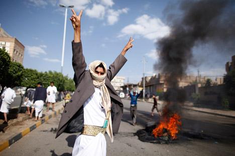 Le film «L'Innocence des musulmans» a suscité des manifestations de colère dans le monde entier. Crédit photo: Reuters/Vostock-Photo