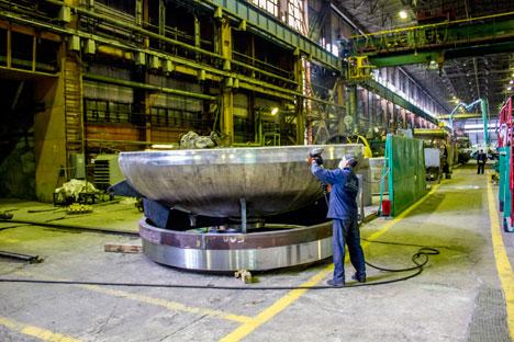 Pour la Bulgarie, Béléné était le symbole du retour à sa position de leader énergétique dans les Balkans et le moyen de créer des milliers d'emplois. Source: Service de presse