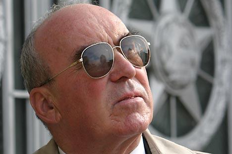 L'ancien ambassadeur russe en Libye Veniamin Popov: «La résolution militaire des problèmes religieux, nationaux, ethniques, n'est plus possible au 21ème siècle». Crédit: Itar-Tass
