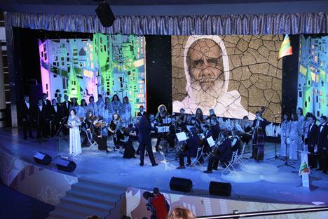 Cette année, le cinéma iranien était à l'honneur, avec de plus de 80 films et courts métrages iraniens. Source: kazan-mfmk.com