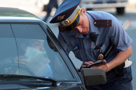 Chaque violation du code augmentera la sévérité des sanctions pour les écarts commis ultérieurement sur la route. Crédit: PhotoXPress