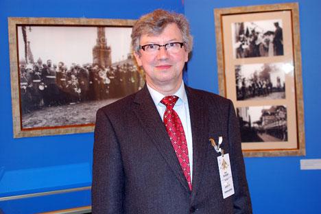 Denis Davidoff. Crédit: Maria Tchobanov