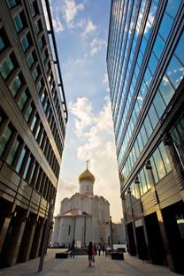 La question des liens avec l'église et la modernisation est capable d'avoir «des conséquences pleinement positives». Crédit: Itar-Tass