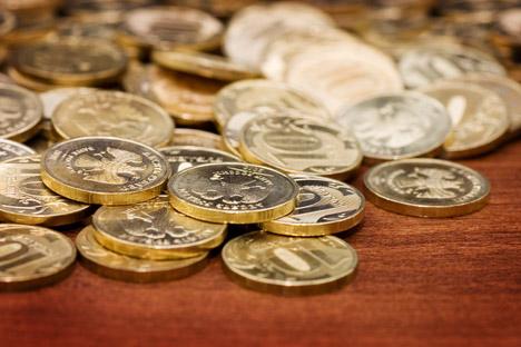 La Banque centrale de Russie s'attend au ralentissement des fuites des capitaux. Crédit: Lori/LegionMedia