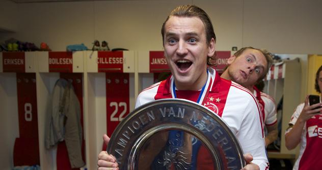 Boulykine vit et joue en Europe depuis déjà cinq ans. Twente est son 6ème club étranger. Crédit: Getty Images / Fotobank