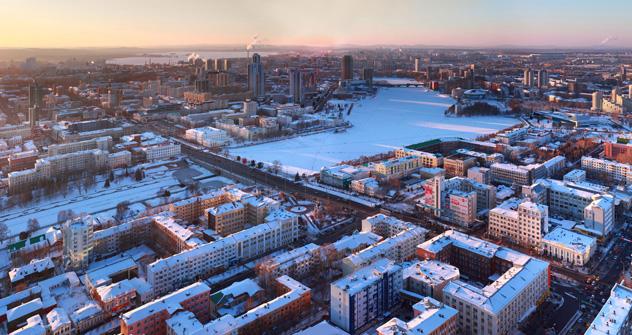 De nombreux gratte-ciels ont bouleversé l'horizon de la ville ces 10 dernières années. Crédit photo: Lori / Legion media