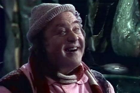 Bilbo Baggins interprété par Mikhaïl Danilov. Source : service de presse