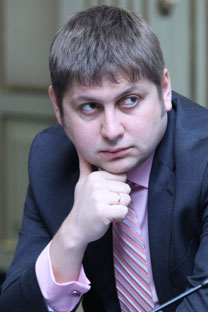 Oleg Fomitchev Crédit: Ruslan Krivobok/RIA Novosti