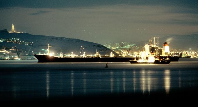 Le 11 janvier, la nuit polaire se dissipe sur la latitude de Mourmansk. Crédit : Alamy/Legion Media