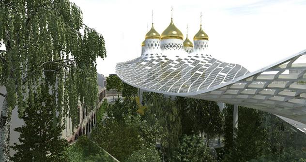 Le coût total de la grandiose entreprise risque de dépasser les 100 millions d'euros. Source: www.arx-group.ru
