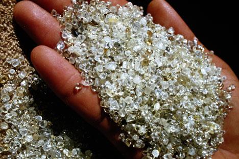Anvers continue d'être le plus gros acheteur de diamants russes. Crédits: GettyImages/Fotobank