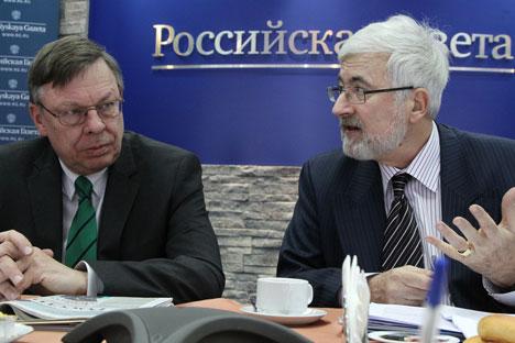 Crédit photo : Victor Vassenin / Rossiyskaya Gazeta