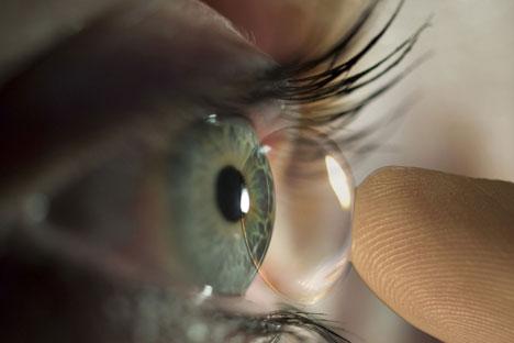 La vitesse de récupération de l'œil après le port de la lentille dépendra du niveau d'altération de l'organe et de la substance en cause. Crédit : PhotoXpress