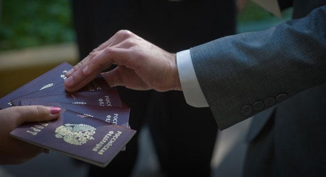 Même pour les riches européens désespérés qui décideraient soudainement de devenir des concitoyens de Depardieu, le chemin vers la résidence en Russie peut être escarpé. Crédit : Mikhaïl Beznossov/PhotoXPress