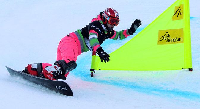 En finale, Ekaterina Tudegecheva a pris le dessus sur la suissesse Patrizia Kumer. Crédit : RIA Novosti