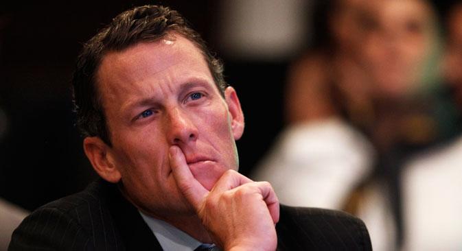 Les affirmations d'Armstrong pourraient non seulement avoir un impact sur sa vie mais aussi conduire à l'exclusion du cyclisme du programme des Jeux olympiques. Crédit : Reuters