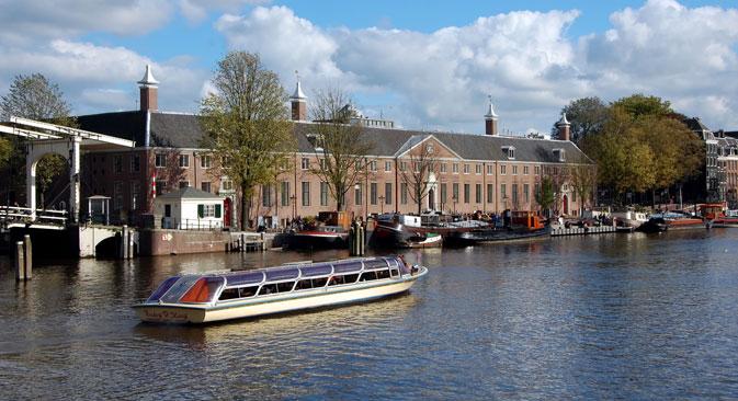 C'est à l'Hermitage-Amsterdam que s'ouvrira l'année croisée Russie-Pays-Bas. Crédit : Lori/Legion Media