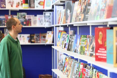 Plus qu'un simple salon du livre russe, ces journées sont la rencontre entre deux cultures. Crédit photo : PhotoXpress