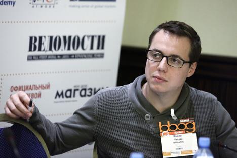 Maxime Faldine Crédit : RIA Novosti