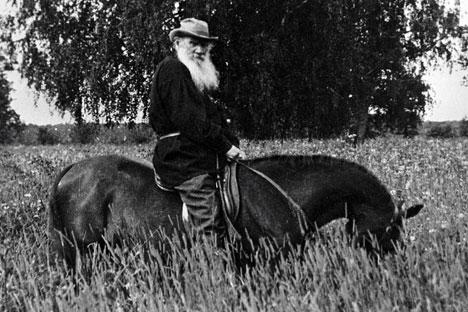 Iásnaia Poliana é local onde nasceu o escritor russo Lev Tolstói Foto: RIA Nóvosti