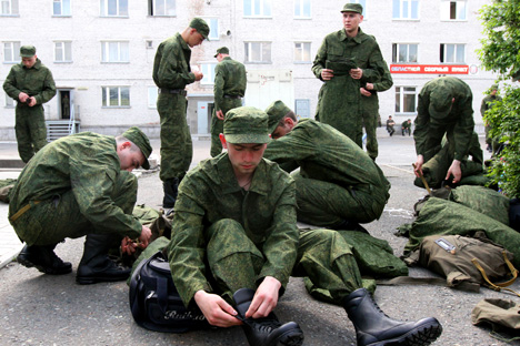 Crédit photo: RIA Novosti / Alexey Malgavko
