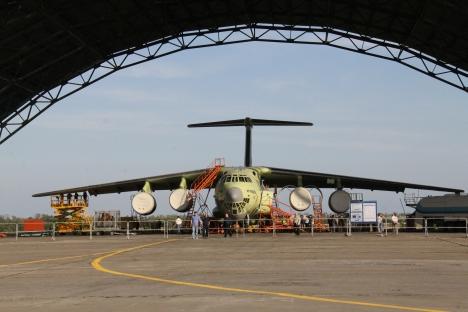 L'Institut centrale de l'aéro-hydrodynamique (TsAGuI) est le leader russe en matière de développement d'un avion complètement électrique. Crédit : Itar-Tass