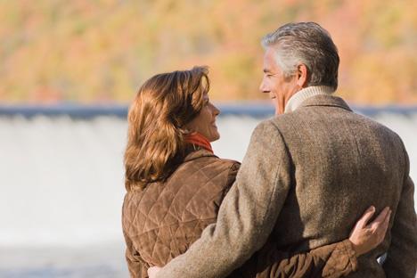 En deux ans et demi d'activité, selon les données de l'entreprise, 35 000 couples se sont formés, dont 10 000 se sont mariés. Crédit photo: Getty Images