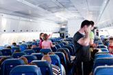 salon d'avion
