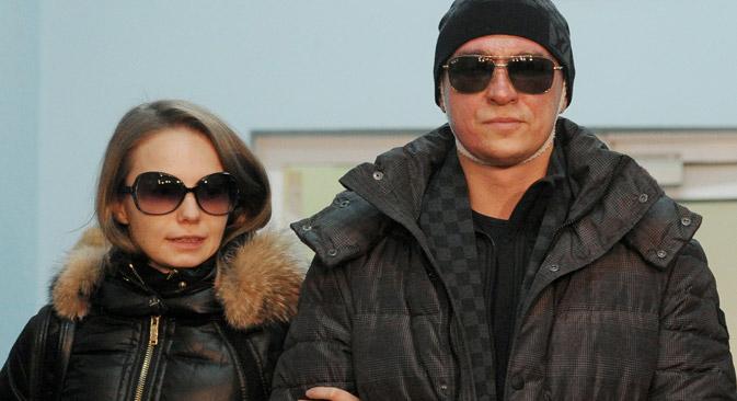 Sergueï Filine a quitté l'hôpital le 4 février. Crédit : RIA Novosti