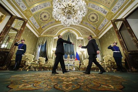 Les deux pays auraient intérêt à développer leurs coopérations, car ils sont largement complémentaires. Crédit photo : AFP / East News