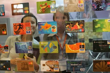 Selon les estimations de la Banque de Russie, plus de 90% de toutes les transactions s'effectuent actuellement en liquide. Crédit : PhotoXPress