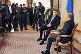 Ianoukovitch et Poutine