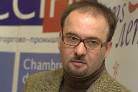 Arnaud Dubien. Source : Service de presse